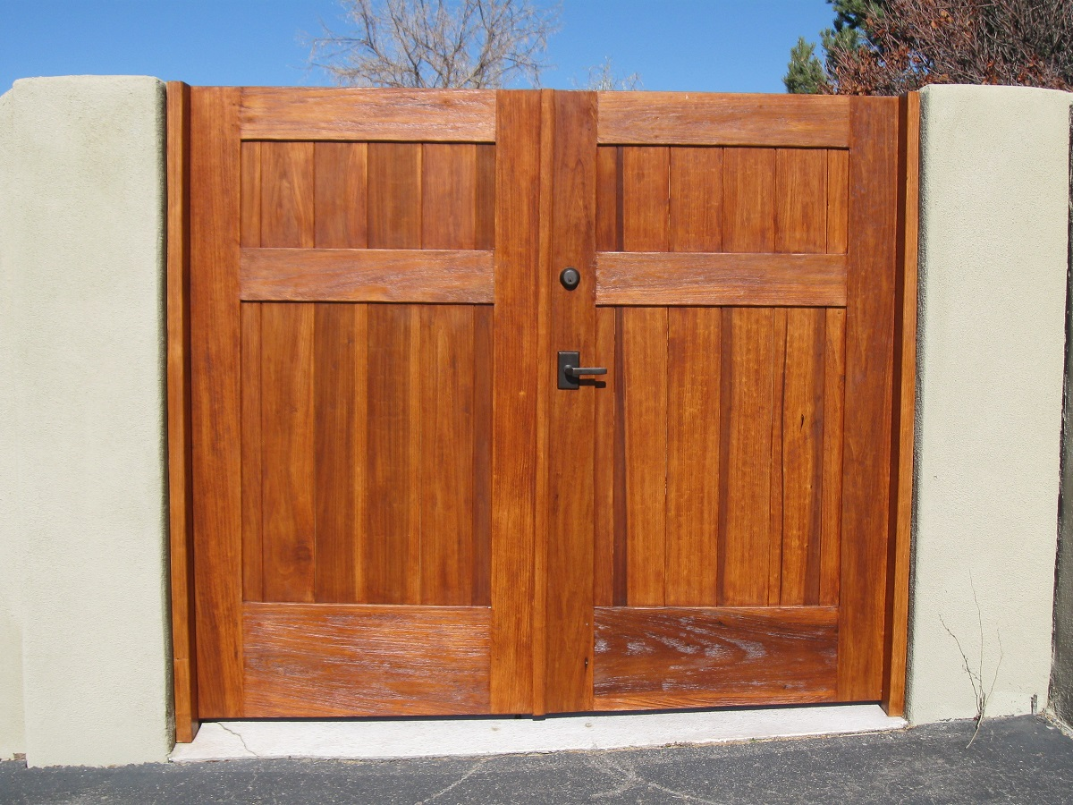 Byrd Side Gates