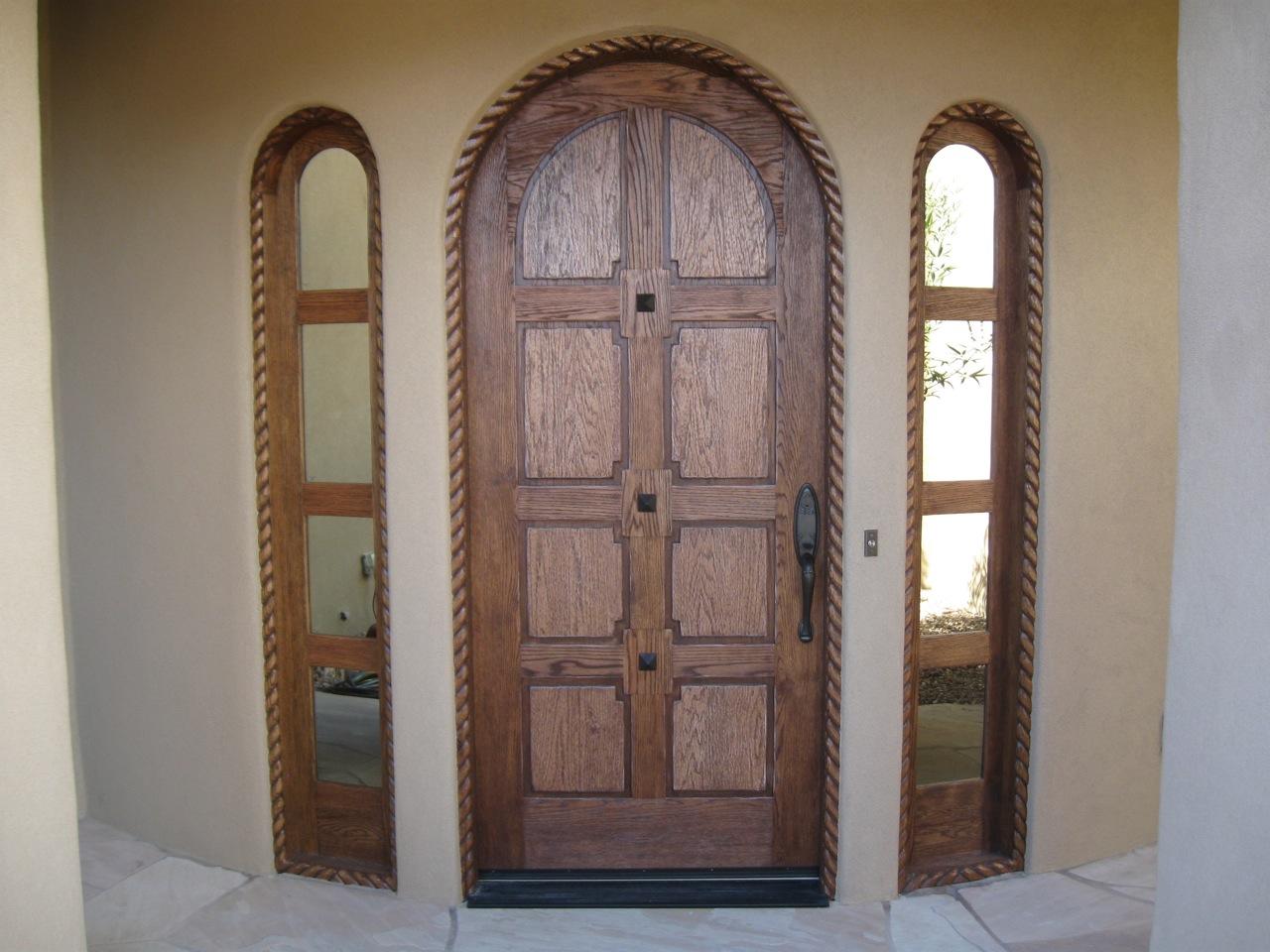 Chiaramonte Entry Door