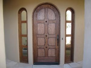 Entry Doors + Sidelites