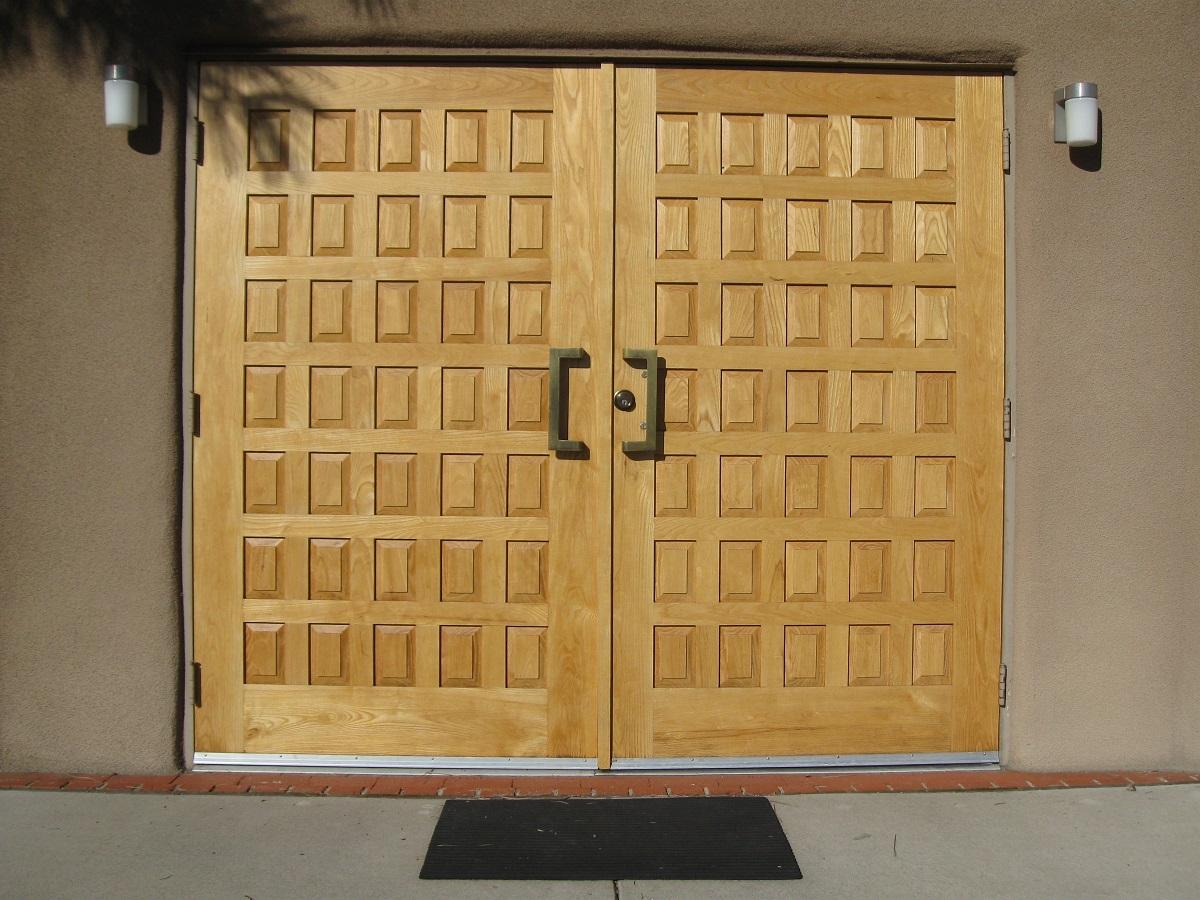Keenan Office Entry