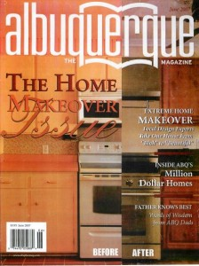 As Featured in Albuquerque the Magazine